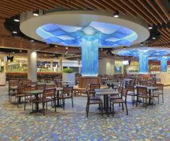 Windward Mall Food Court