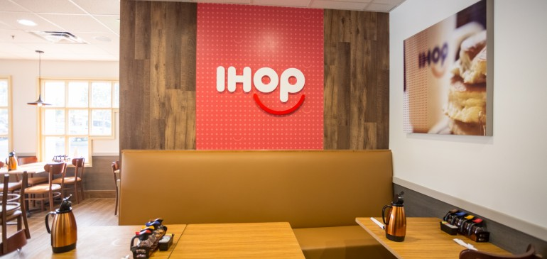 New IHOP at Lanihau Center in Kona, Big Island