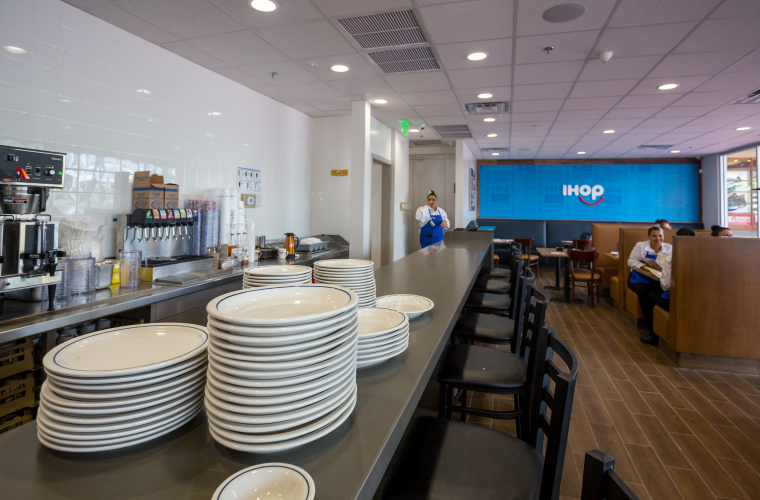 Ihop At Lanihau Center Nextdesignllc